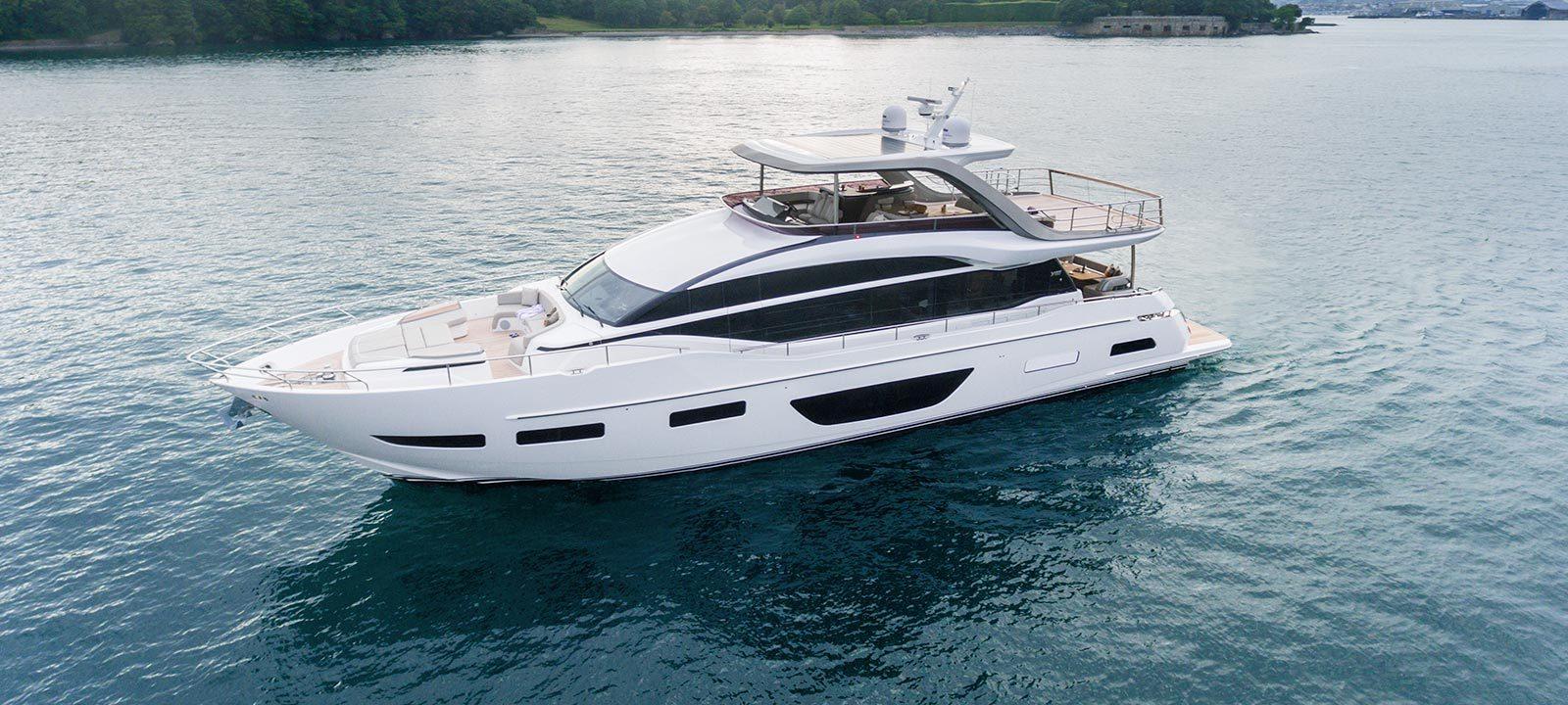 Y85 Motor Yacht