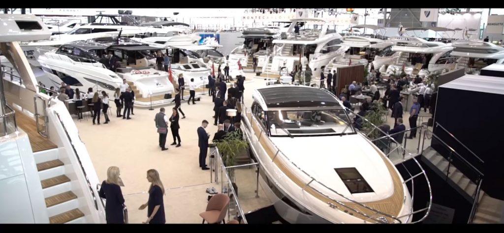 Princess Yachts Italia vi attende al Boot Dusseldorf con tre nuove anteprime mondiali: F45 - V78 - Y85