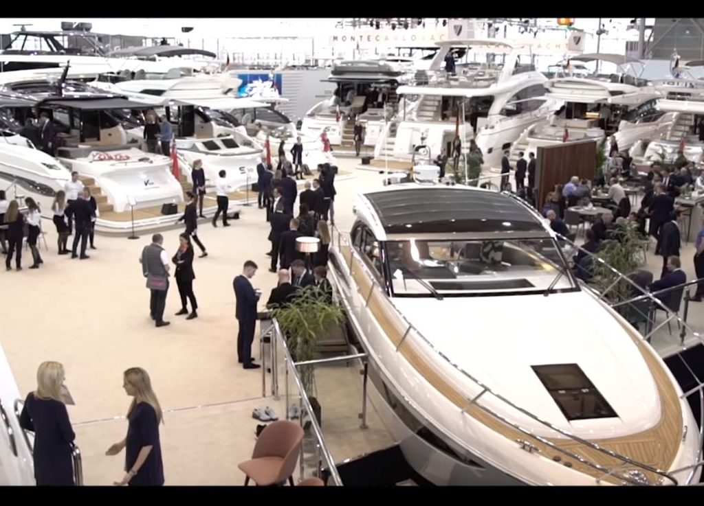 Princess Yachts Italy waits for you at Boot Dusseldorf with three world premiere: F45 - V78 - Y85