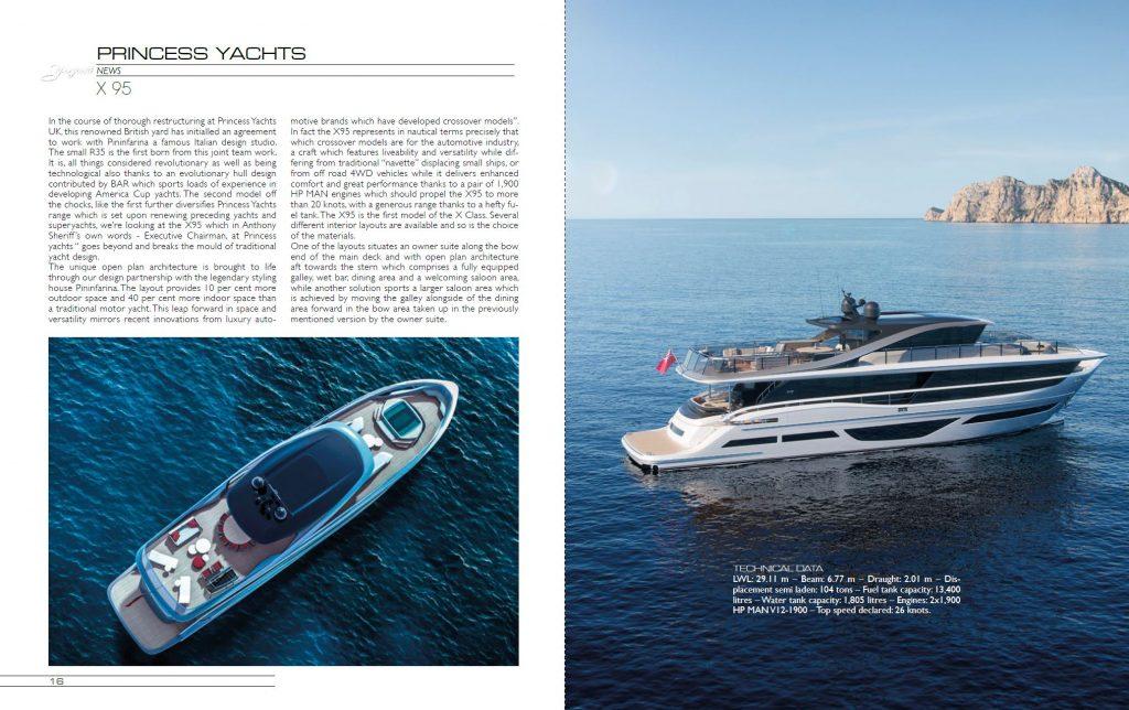 Superyacht News: Princess X95