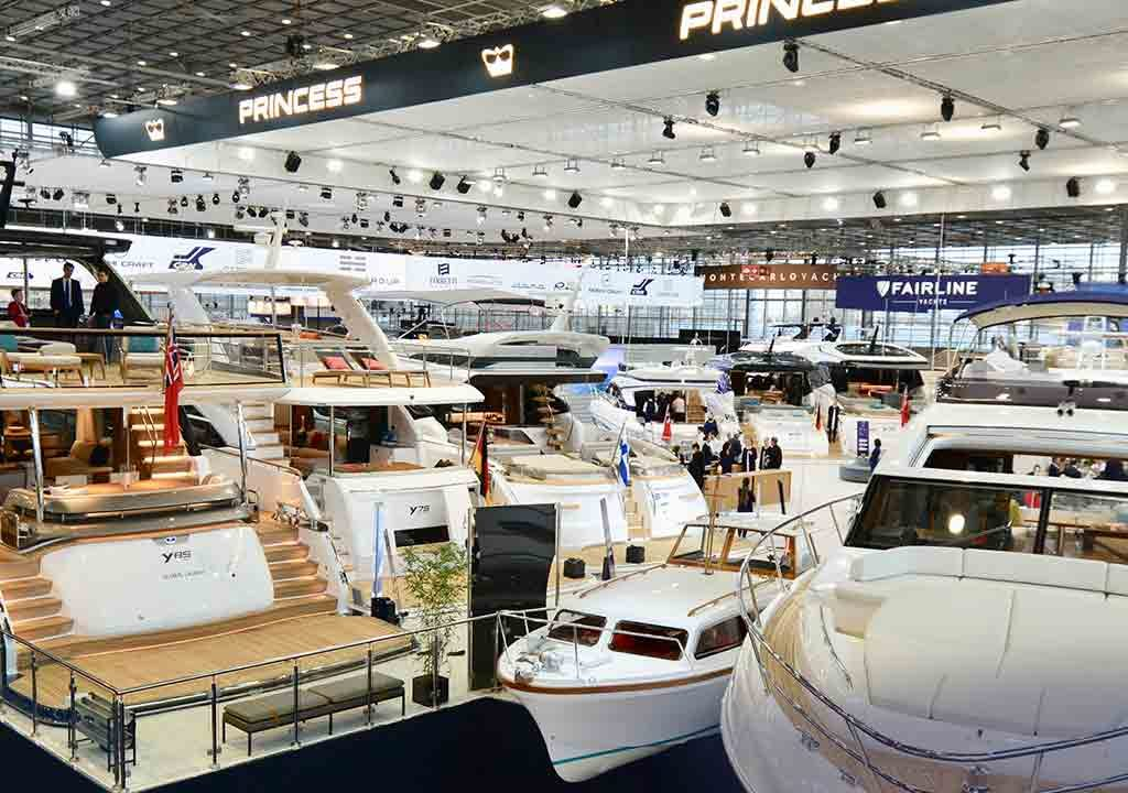 2020 starts in grand style with Boot Dusseldorf
