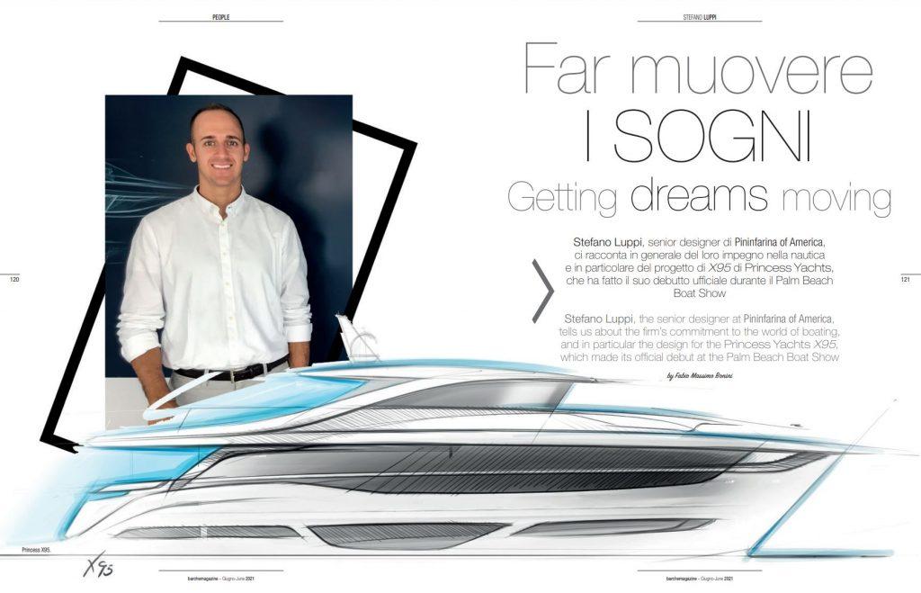 Pininfarina: Far muovere i sogni
